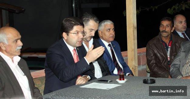 1 Kasım İstikrar'ın Referandumu