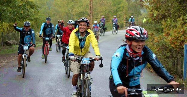 3.Bartın Bisiklet Festivali Tamamlandı
