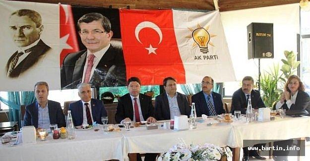 AK Parti 2-0'a Kenetlendi