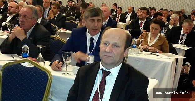 Başkan Erdoğan TBB Toplantısına Katıldı