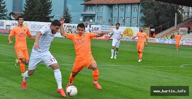 Boluspor 0-2 Alanyaspor