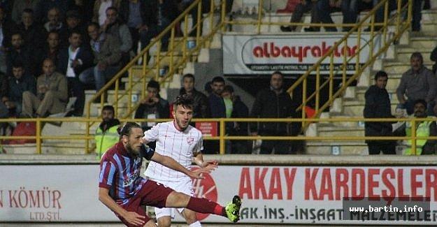 Boluspor 1-0 1461 Trabzon