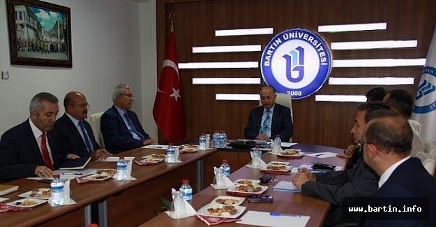 Güvenli Eğitim Koordinasyon Toplantısı Yapıldı