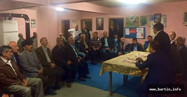 Maden: MHP gençlerin geleceğini hazırlıyor