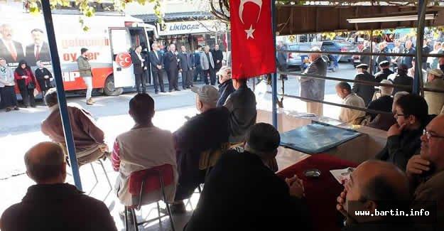 MHP'li Yıldırım: Emrinize Amadeyiz