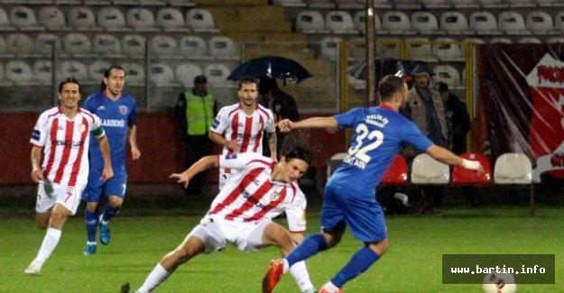 Samsunspor 0-0 Karabükspor