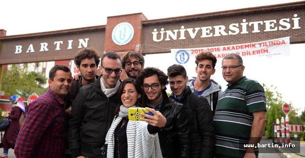 Üniversiteye Uluslararası İlgi Artıyor