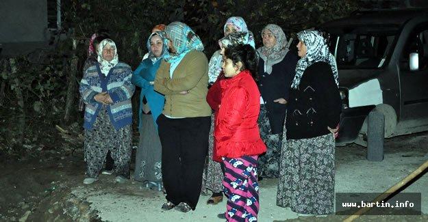 Bartın'da Köylüler Ayaklandı