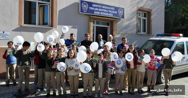 İstiklal Öğrencilerinden TDP Ziyareti