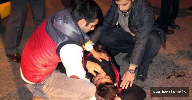 Kazayı hatırlamayan yaralı genç: Ne vurdu bana?