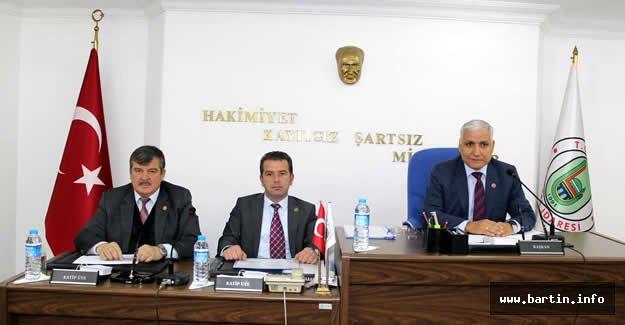 Meclis'in Kasım Mesaisi Başladı