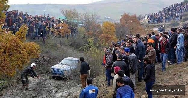 Türkiye Trial Şampiyonası 5.inci Ayağı Sona Erdi