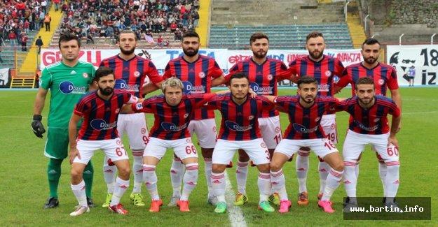Yeşil Bursa  0-0 Zonguldak Kömürspor