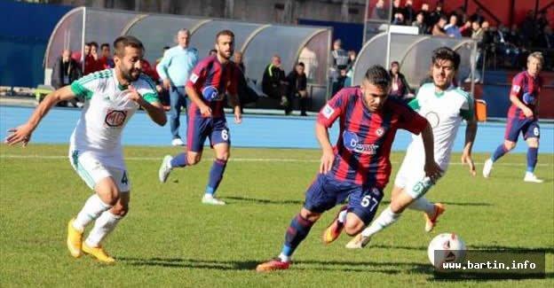 Zonguldak Kömürspor 0-1 Kozan Belediyespor