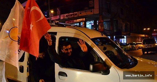 Zonguldak'ta seçim sonucu Ak Parti: 3 CHP: 2