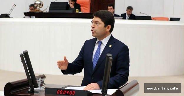 Tunç, Meclis'te HDP'lileri Susturdu