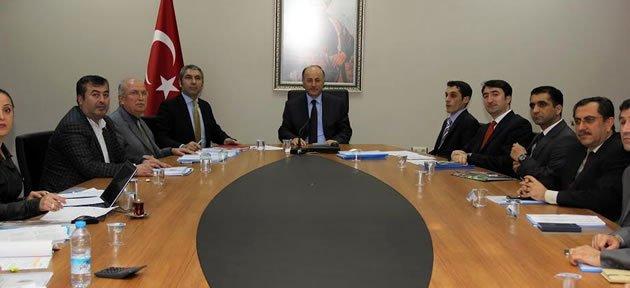 2015 Köydes Tahsisat Komisyonu Toplandı