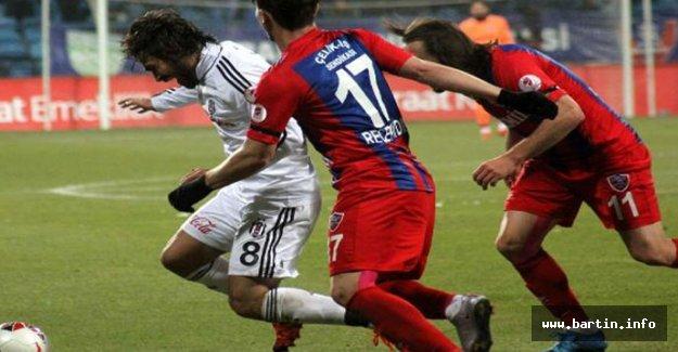 Kardemir Karabükspor 2-0 Beşiktaş