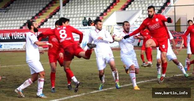 Kastamonuspor 1966 3-0 Sandıklıspor