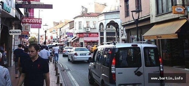Bartın'da Araç Sayısı Artıyor