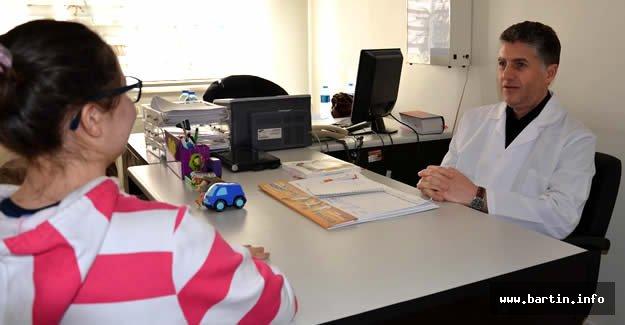 Bartın'da Çocuk ve Ergen Psikiyatri Polikliniği Açıldı