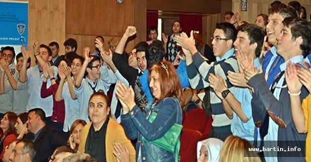 Bartın FSM Anadolu Lisesi Türkiye 1.si Oldu