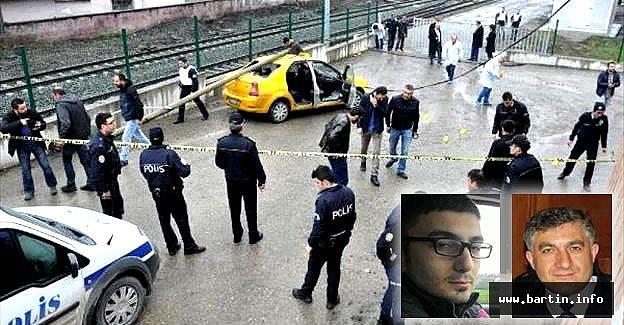 Polis Babasını Öldüren Gencin İntihar Anı Kamerada