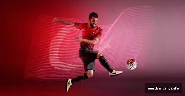 A Milli Takımın EURO 2016 formaları belli oldu
