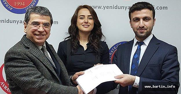 Av. Rıdvan Yıldız Tüsoder'in Yeni Başkanı