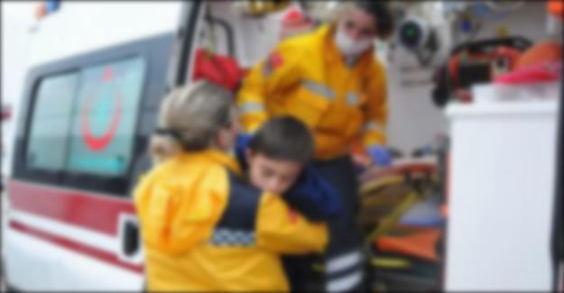 Bartın'da 2 yaşındaki çocuk camdan düştü
