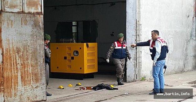 Fabrikada silahlı kavga: 1 ölü, 1 yaralı