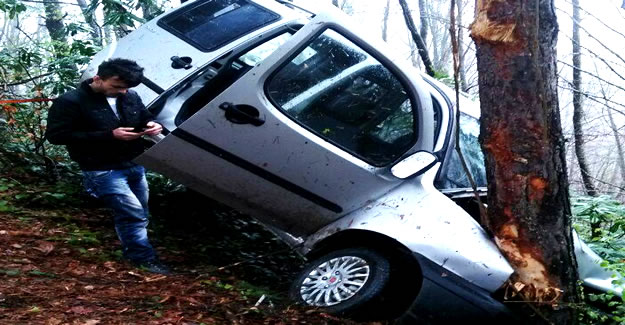 Kumluca'da Feci Kaza: 1 Ölü, 1 Yaralı