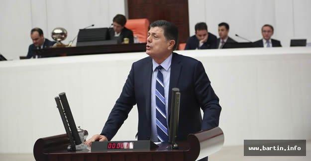 Yalçınkaya Terörle Mücadele Politikasını Eleştirdi