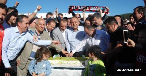 47 Yıl sonra Şampiyon Kastamonuspor