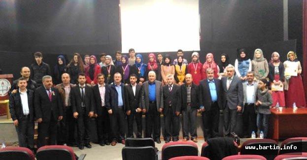 Arapça Yarışmaları Bartın Elemesi Yapıldı
