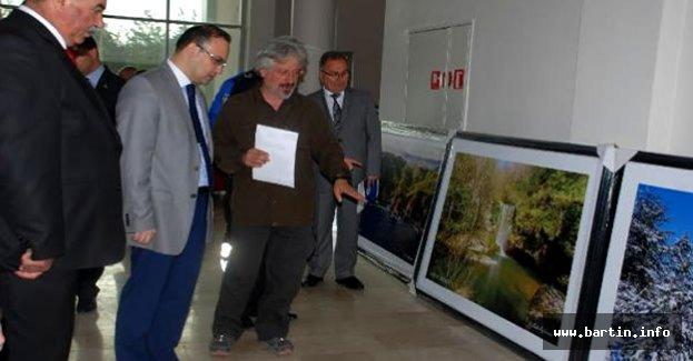 Bartın'da El Sanatları ve Fotoğraf Sergisi açıldı