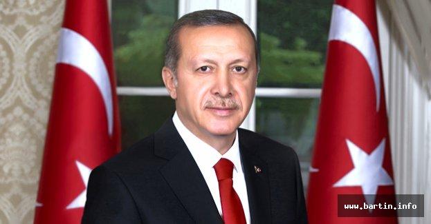 Cumhurbaşkanı Erdoğan, Bartın'a Geliyor