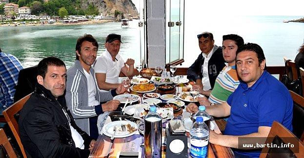 Galatasaray'ın Efsane Kaptanı Amasra'da