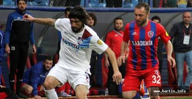 Kardemir Karabükspor 1-2 1461 Trabzon