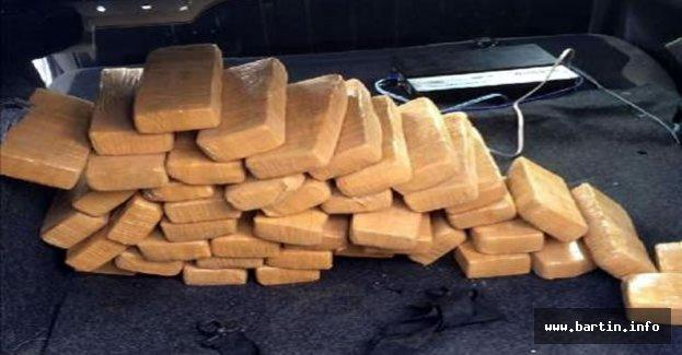 Otomobilde 23 kilo 900 gram Eroin ele geçirildi