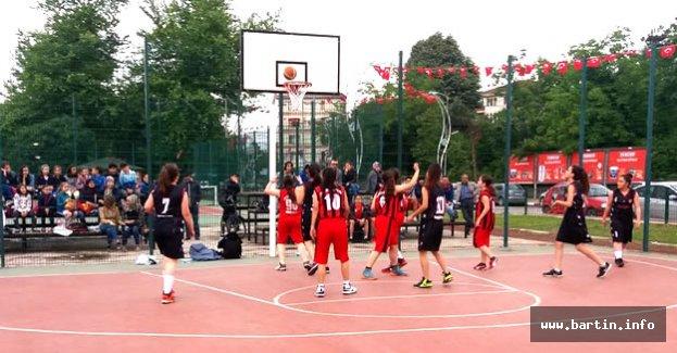 3x3 Basketbol Heyecanı Sona Erdi
