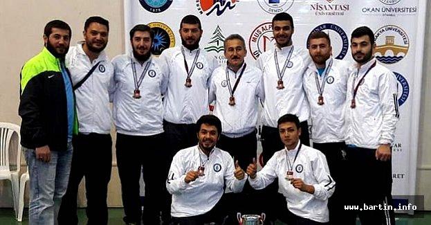 Bartın'dan Dünya Karate Şampiyonasına