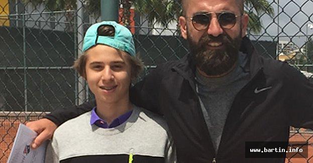 Bartınlı Tenisçi Milli Takım Seçmelerinde