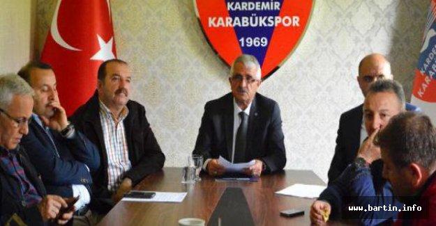Karabükspor Başkanı Tankut'tan MHK'ya tepki