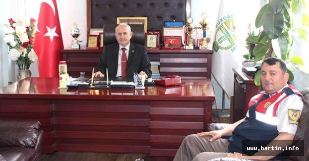 Kozcağız'a Yeni Karakol Komutanı