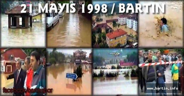 Sel Felaketinin 18.Yılında Bartın