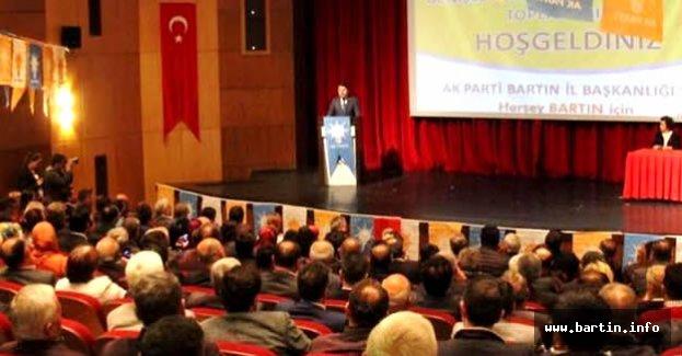 Tunç: AK Parti bir dava hareketidir