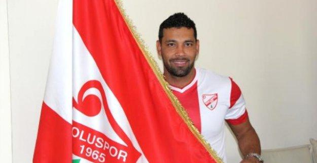 Brezilyalı Andre Santos Boluspor'da
