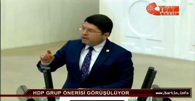 Gezi Olayları Güçlenen Türkiye'yi Hedef Aldı