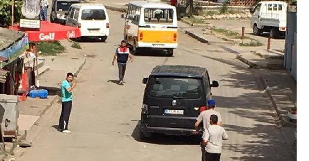 Köy muhtarına silahlı saldırı